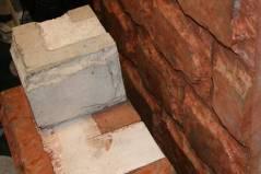 Применение пенополистирола как скрытого утеплителя в композиционном строительном блоке