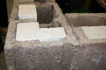 Применение пенополистирола как закладного утеплителя в стеновых блоках для монолитного строительства