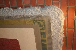 Применение пенополистирола как теплоизоляцилонного слоя под грунтовку стен